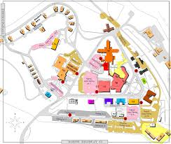 Virginia State Map A Large Detailed Map Of Virgi by Facility Campus Map Northern Arizona Va Health Care System