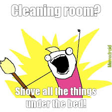 Cleaning Meme - cleaning meme by andreshannah97 memedroid