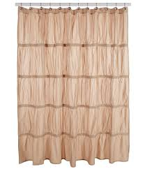 studio d allegro ruched percale shower curtain dillards