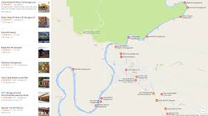 Utah National Park Map by Stay In Moab In An Rv Campground And Explore Several National Parks