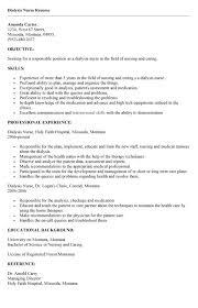 renal dialysis technician resume 98 dialysis technician resume