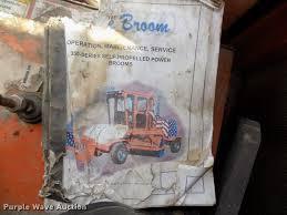 broce rct 350 pavement broom item da3054 sold august 31