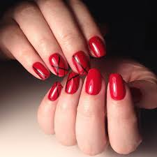 25 red carpet nail designs ideas design trends premium psd