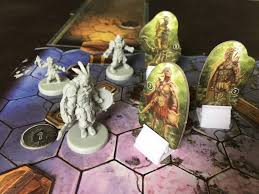 Best Game Setups Best In Game Amp Out by Gloomhaven Review 2017 U0027s Biggest Board Game Is Astoundingly Good
