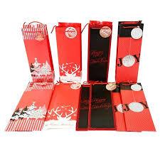 wine bottle gift bags christmas glitz wine bottle gift bags walmart