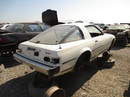 junkyard find 1979 mazda rx 7 the truth about cars