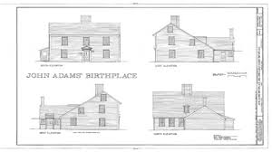 Colonial House Plan by Colonial Saltbox House Plans New England Colonial House Plans