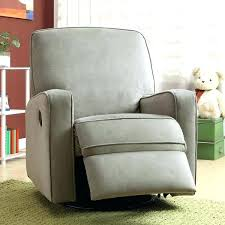 Recliner Rocker Chair Fascinating Rocker Glider Recliner With Ottoman Reclining Rocking