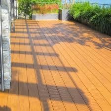 aluminum deck boards wood look floor system i s l a concept