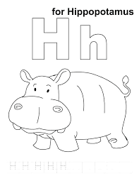 coloring pages with letter h letter h coloring page dawgdom com