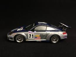 porsche 996 rsr porsche 911 type 996 gt3 rsr winner le mans 2005 n 71 alex job 1