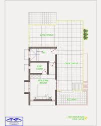 budget home plans this house can be built in 5 cents of land kerala home design