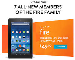 amazon kindle fire tablet black friday new 2015 amazon kindle fire tablets and fire tv products available