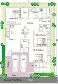 North Facing Floor Plans North Facing House Plans For 60x40 Sitefacinghome Plans Ideas