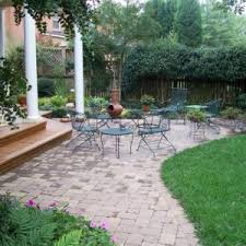 Natural Stone Patio Ideas Outdoor Fantastic Decoration Of Paver Patio Ideas With A Glass