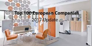 Top Office Furniture Companies by Top 50 Office Furniture Manufacturers In Europe Officerepublic