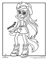 rainbow rocks equestria girls coloring pages colouring pages
