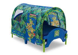 teenage mutant ninja turtles toddler tent bed delta ninja turtle