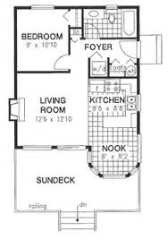 Contemporary House Floor Plan 18x30 Tiny House 18x30h7i 999 Sq Ft Excellent Floor Plans