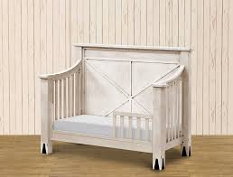 Convertible Crib Toddler Bed by Franklin U0026 Ben Providence 4 In 1 Convertible Crib Kids Furniture