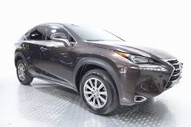 lexus miami used cars used lexus nx 200t for sale in miami fl edmunds