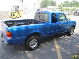 Ford Ranger Truck Cab - 1998 bright atlantic blue metallic ford ranger xlt extended cab