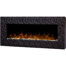 dimplex wakefield 50 inch wall mount electric fireplace espresso