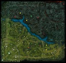 Terrain Map Where Can I Get A High Res Terrain Map For Dota 2 Arqade