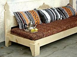 canapé en bois apprendre comment faire un canapé en bois soi même
