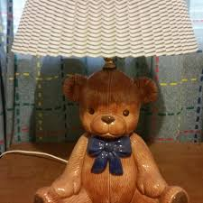 find more ceramic teddy bear lamp for sale at up to 90 off