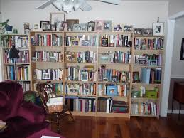 by the brooke brag book shelves