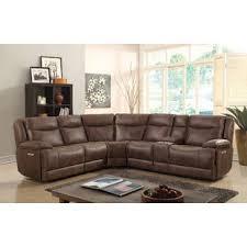 Maddux Reclining Sofa Usb Sectional Sofas Wayfair
