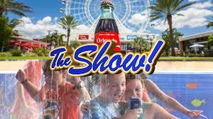 halloween horror nights coca cola discount attractions the show coca cola orlando eye soak party