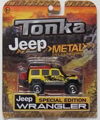 jeep tonka wrangler tonka jeep metal special edition wrangler yellow what u0027s it worth
