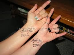friendship tattoo ideas 3 best tattoos ever