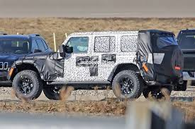 jeep unlimited 2018 2018 jl wrangler unlimited rubicon leaked has fully removable