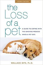 grieving the loss of a pet the loss of a pet a guide to coping with the grieving process