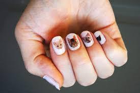 diy cat nail decals diy in pdx