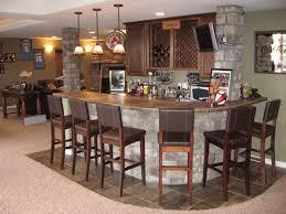 Basement Bar by Kitchen Basement Wet Bar Basement Remodeling Ideas Basement