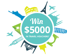 travel voucher images Win 5000 in travel vouchers and earn a well deserved escape jpg