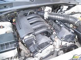 2006 dodge charger se 2 7 liter dohc 24 valve v6 engine photo