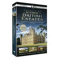 amazon com secrets of iconic british estates movies u0026 tv