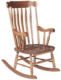Oak Rocking Chairs For Sale Solid Oak Sweetheart Rocking Chair Country Marketplace
