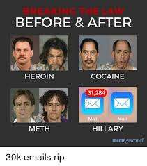 Meme Xx - before after heroin cocaine 31284 x x mail mail meth hillary