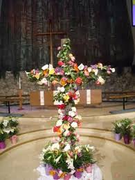 Ideas For Easter Decorations For Church by Centerpieces For Church Fellowship Hall Seasons U003e Easter