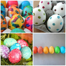 how to color easter eggs 16 fun ways to dye easter eggs i heart arts n crafts