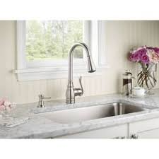 moen haysfield kitchen faucet moen haysfield spot resist stainless one handle high arc pulldown