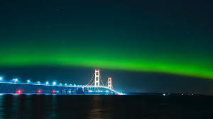 Northern Lights Forecast Michigan Northern Lights May Be Visible In Michigan Tonight Due To Solar Flare