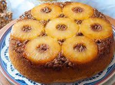 brown butter plum upside down cake pineapple upside butter and