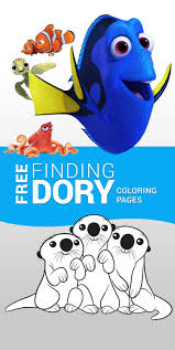 finding dory coloring sheets highlights